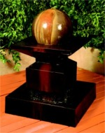 Alaster With Ball Fountain Dark Ancient